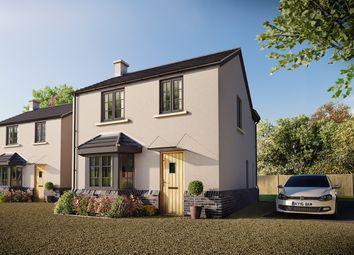 Thumbnail 3 bed detached house for sale in Cross Street, Caerleon, Newport