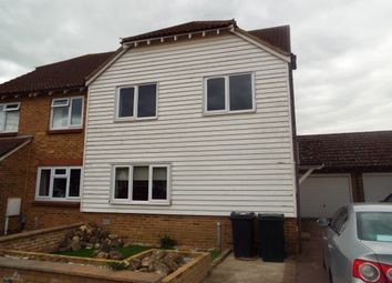 Thumbnail 3 bed property to rent in The Bulrushes, Singleton, Ashford