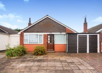 Thumbnail 3 bed bungalow for sale in Mossbank Avenue, Burntwood