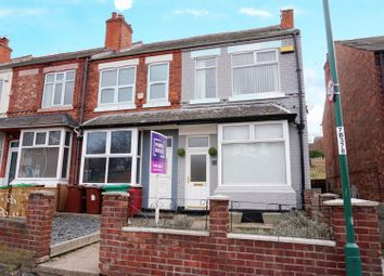 Thumbnail 2 bed end terrace house for sale in Burgass Road, Nottingham
