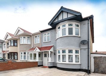 3 bed semi-detached house to rent in Holland Park Avenue, Ilford, London IG3
