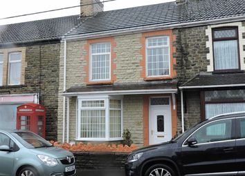 Thumbnail 3 bed terraced house for sale in School Road, Jersey Marine, Neath