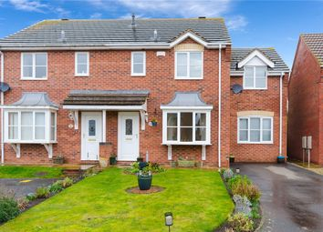 Thumbnail 3 bed semi-detached house for sale in Coverley Road, South Witham, Grantham
