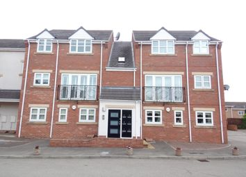 Thumbnail 2 bed flat for sale in Melbeck Court, Great Lumley, Chester Le Street