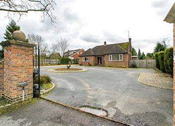Thumbnail 5 bedroom detached house for sale in Church Green Road, Bletchley, Milton Keynes