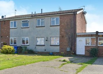 Thumbnail 3 bed semi-detached house for sale in Grafton Close, Hartwell, Northampton, Northamptonshire