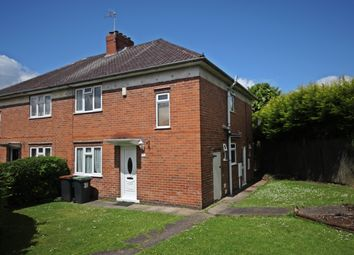 Thumbnail 3 bedroom semi-detached house for sale in Lindley Street, Newthorpe, Nottinghamshire, 3Pw