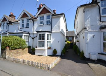 Thumbnail 2 bed end terrace house for sale in Woodcote Side, Epsom