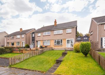 Thumbnail 3 bed semi-detached house for sale in 9 Clerwood Park, Edinburgh