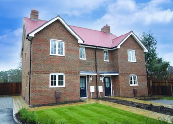 Thumbnail 3 bedroom detached house for sale in Heath Road, Soberton