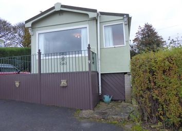 Thumbnail 1 bed mobile/park home for sale in Clarion Fields, West Chevin Road, Menston, Ilkley, Leeds