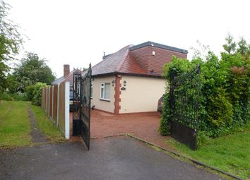 Thumbnail 2 bedroom detached bungalow for sale in Vernon Way, Bloxwich, Walsall