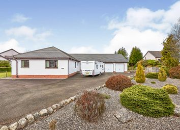 Thumbnail 4 bed bungalow for sale in Waugh Road, Thornhill, Dumfries And Galloway