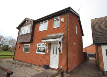 Thumbnail 2 bed semi-detached house for sale in Glastonbury Road, Alvaston, Derby