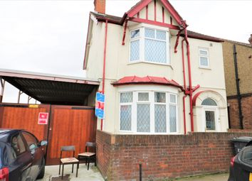 Thumbnail 4 bed semi-detached house to rent in Portland Road, Luton