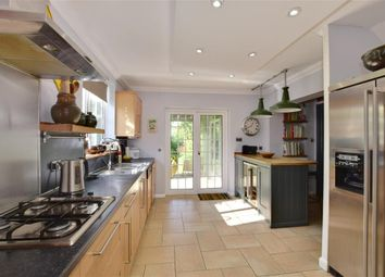 Thumbnail 4 bed end terrace house for sale in St. Peters Row, Fordcombe, Tunbridge Wells, Kent