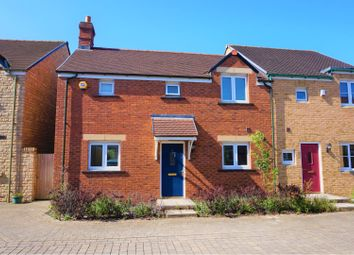 Thumbnail 3 bed semi-detached house for sale in Offerton Road, Swindon