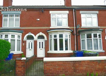 Thumbnail 3 bed terraced house for sale in Chequer Road, Hyde Park, Doncaster.