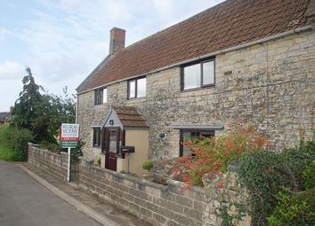 Thumbnail 4 bed detached house for sale in Pylle, Shepton Mallet