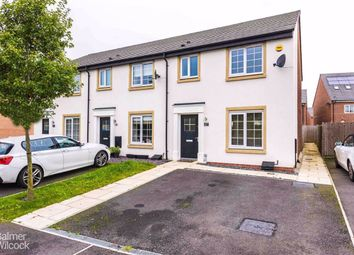 Thumbnail 3 bed town house for sale in Baines Close, Leigh, Lancashire