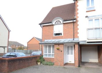 Thumbnail 2 bed end terrace house to rent in Hartigan Place, Woodley, Reading