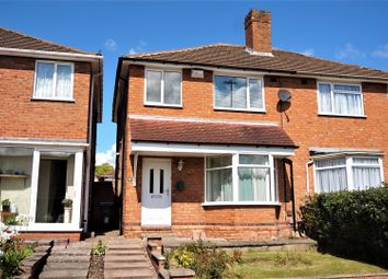 Thumbnail 3 bed semi-detached house for sale in Tallington Road, Birmingham