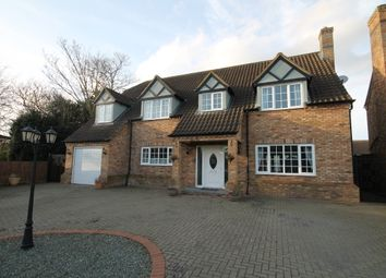Thumbnail 4 bed detached house for sale in Parkview Lane, Manea