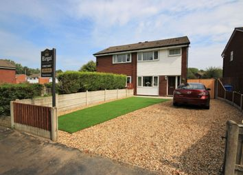 Thumbnail 2 bed semi-detached house for sale in Claydon Drive, Ince, Wigan