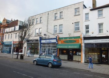 Thumbnail 2 bed flat to rent in Sandgate Road, Folkestone