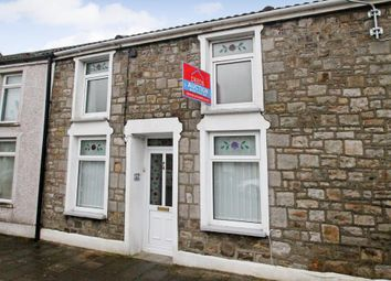 Thumbnail 2 bed terraced house for sale in Station Road, Hirwaun, Aberdare, Rhondda Cynon Taff