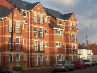 Thumbnail 1 bed flat to rent in Swan Lane, Stoke, Coventry, West Midlands
