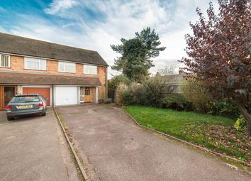 Thumbnail 4 bed semi-detached house for sale in Church Lane, Bovingdon, Bovingdon