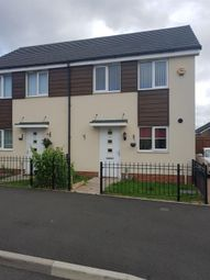 Thumbnail 2 bed semi-detached house to rent in Webley Grove, Dudley