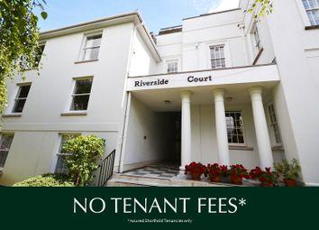 2 bed flat to rent in Colleton Crescent, Exeter, Devon EX2