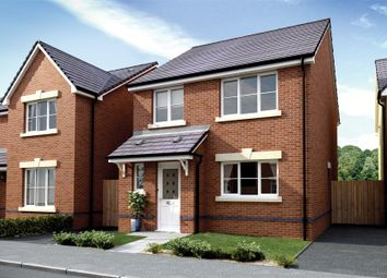 Thumbnail 3 bed detached house for sale in The Moulton E, Pentre Felin, Tondu, Nr Bridgend, South Wales