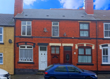 Thumbnail 3 bedroom terraced house for sale in Burton Road, Dudley