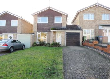 3 bed link-detached house for sale in Lestock Close, Rugby CV22