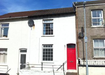 Thumbnail 3 bed terraced house to rent in Waterloo Place, Brynmill, Swansea, Swansea.