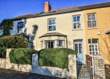 Thumbnail 4 bed terraced house for sale in St. Augustines Road, Penarth