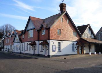 Thumbnail 2 bedroom maisonette for sale in Church Street, Littlehampton