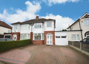 Thumbnail 3 bed semi-detached house for sale in Colebrook Croft, Shirley, Solihull