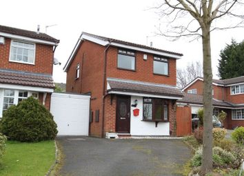 Thumbnail 2 bed detached house for sale in Halesworth Crescent, Clayton, Newcastle-Under-Lyme