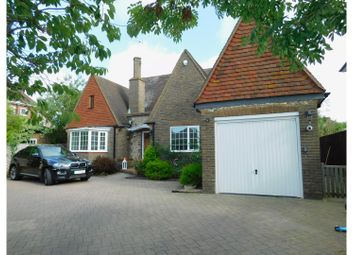 Thumbnail 5 bed detached house for sale in Warren Road, Worthing