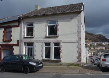 Thumbnail 4 bed terraced house to rent in Oakdale Terrace, Tonypandy