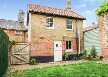 Thumbnail 2 bed semi-detached house for sale in Redenhall Road, Harleston