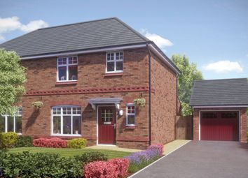 3 bed semi-detached house for sale in The Coniston Stanbury Avenue, Wednesbury, West Midlands WS10