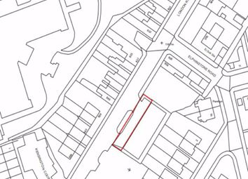 Thumbnail Land for sale in London Road, Penkhull, Stoke-On-Trent