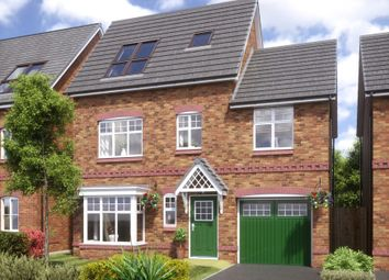 Thumbnail 4 bedroom detached house for sale in The Pocklington, Manchester Road, Walkden, Worsley