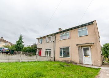 Thumbnail 3 bed terraced house to rent in Chestnut Avenue, New Rossington, Doncaster