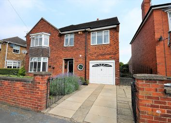 Thumbnail 4 bed detached house for sale in Bellwood Crescent, Thorne, Doncaster